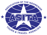 ASITA Association of The Indonesian Tours and Travel Agencies logo